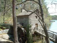 The Mill at Stone Mountain