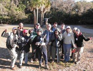 Cumberland Island Service Weekend Jan 2012