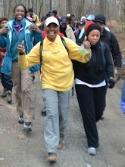 Sweetwater Creek Hike Group