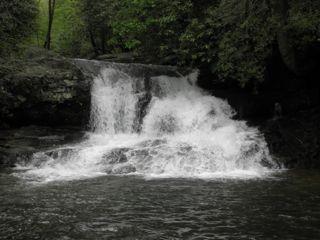 Hemlock Falls at Mocassin State Park