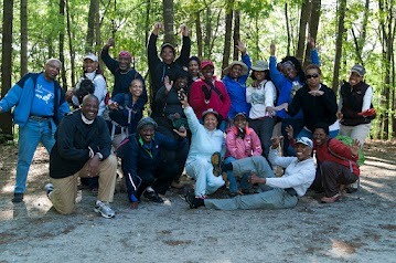 East Palisades Hike Group 2012