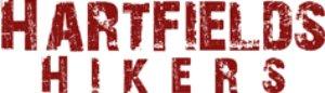 Hartfield's Hikers New Logo