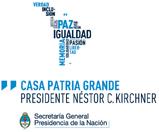 Logo Casa Patria Grande