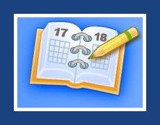calendar w border