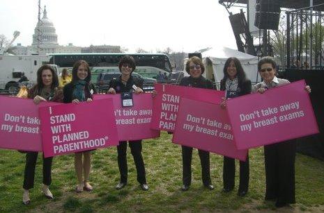 JAC -Women's Health Rally DC 4-2011