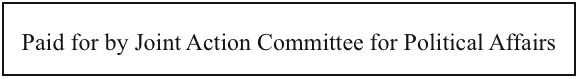 PAC disclaimer - KLG
