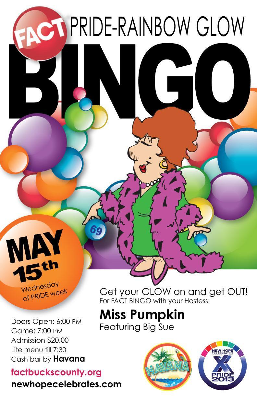 from Jamison gay bingo bucks county may 12