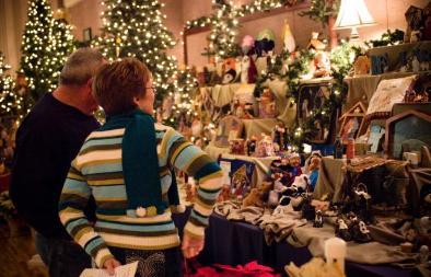 nativity exhibit