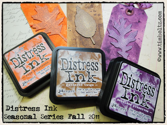 Tim Holtz Ink