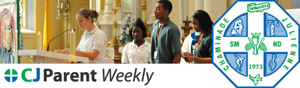 CJ Parent Weekly