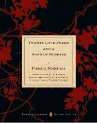 twenty love poems and a song of despair cover image
