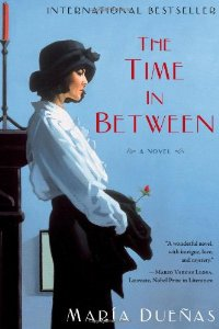 time in between cover image