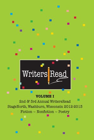 2013 Writers Read book image