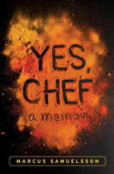 yes chef cover image