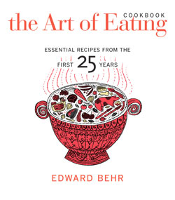 art of eating cover image