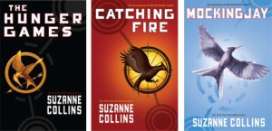 Hunger Games cover images