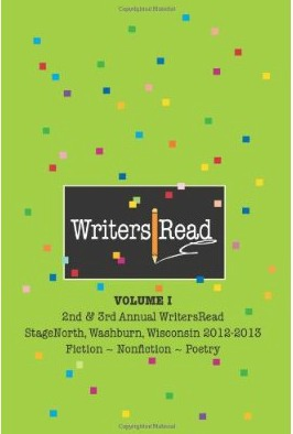 writers read cover image