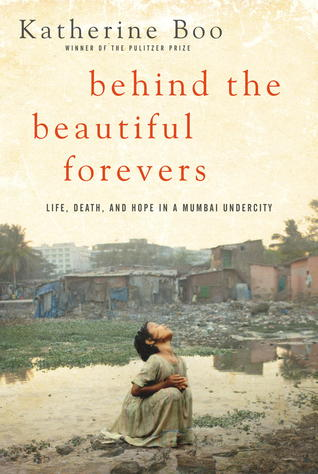 behind beautiful forevers cover image