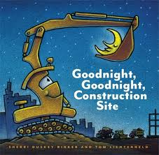 good night good night construction site cover image