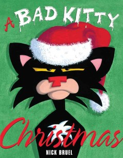 bad kitty christmas cover image