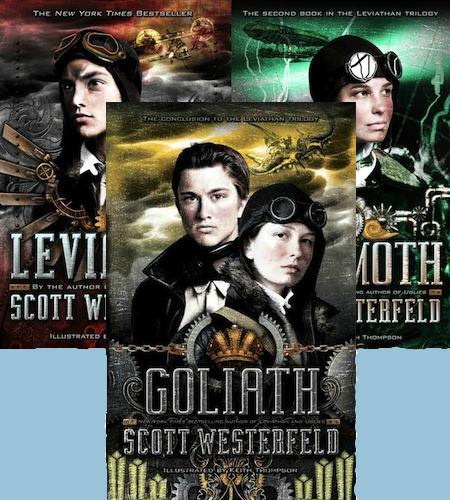 leviathon covers