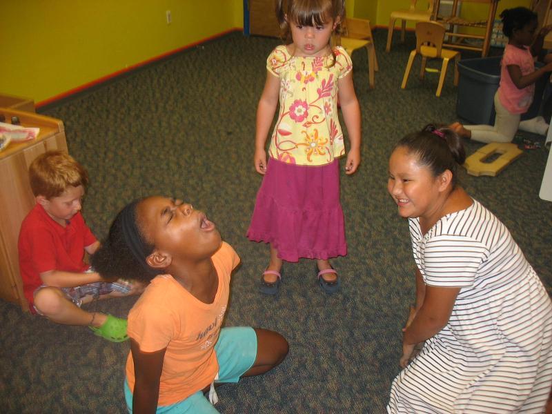 CSNL Kids Camp - SA