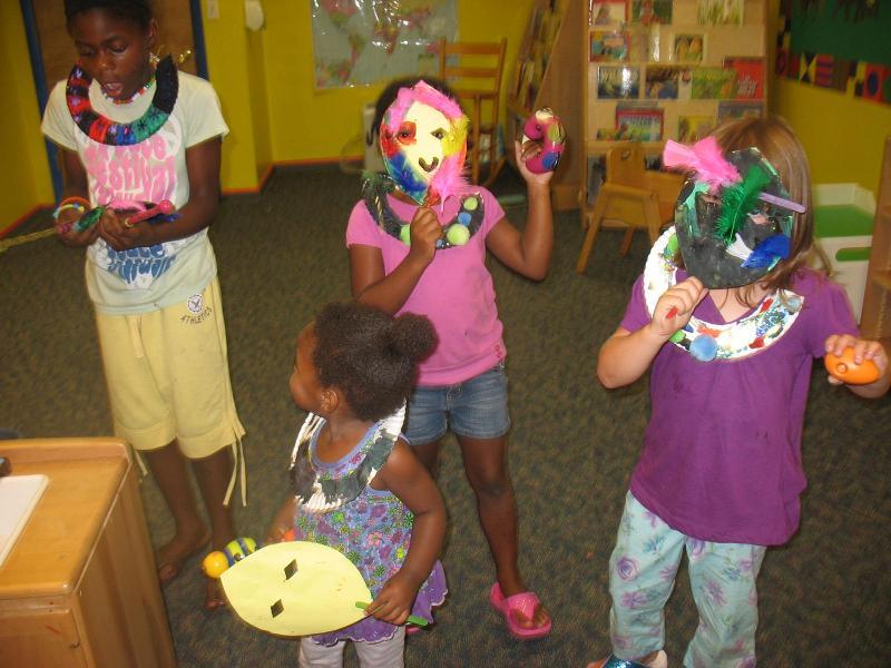 CSNL Kids Camp 2011 - Afica