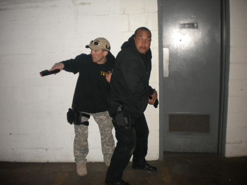 ACTIVE SHOOTER INSTRUCTOR