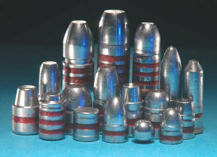Group of Bullets