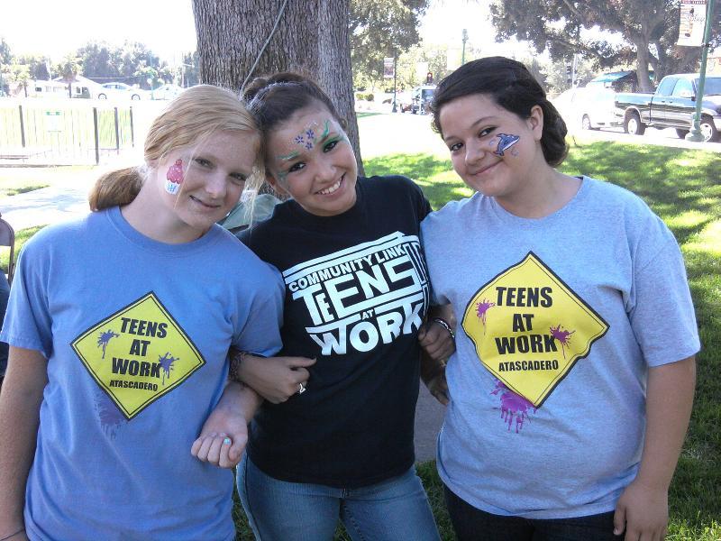Teens @ Work