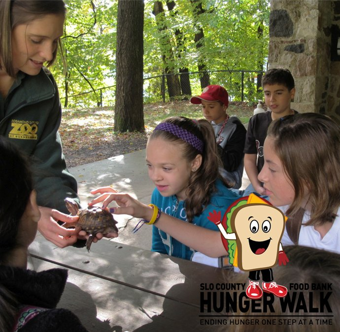 Zoo to You Hunger Walk