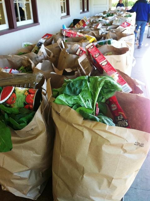 Produce at Distribution