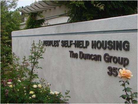 People's Self Help Housing