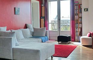 Home swap in Paris