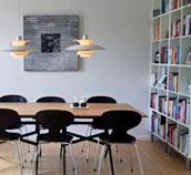 Home swap in Denmark