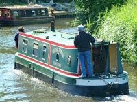 Houseboat swap