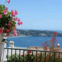Sea view home swap in Spain