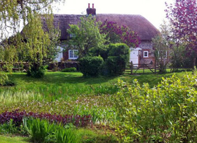 Home swap in Hampshire
