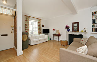 Home exchange in central London