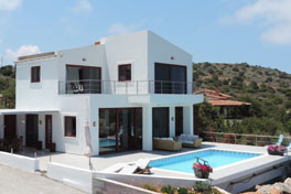 Home swap in Greece