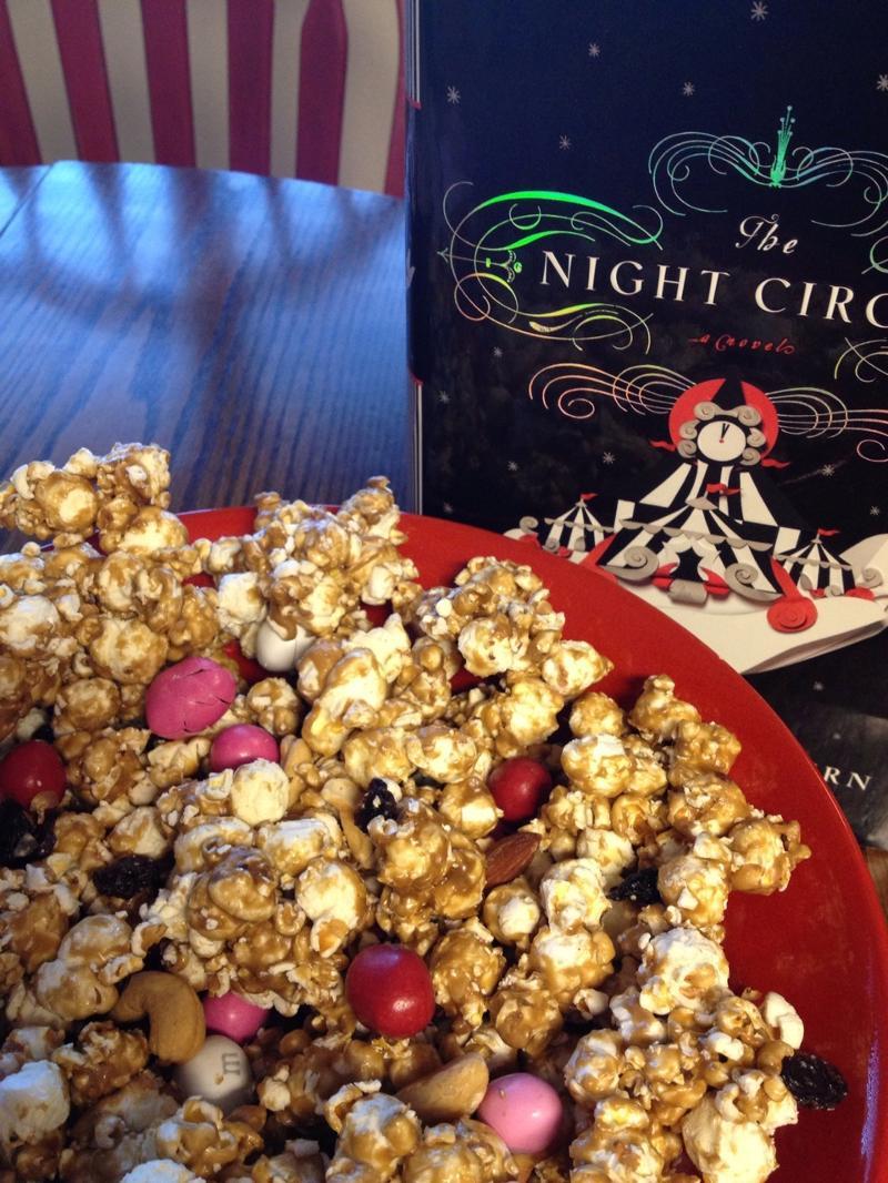 NightCircus w/popcorn