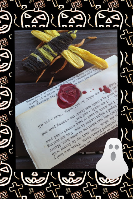 thirteenth tale invite