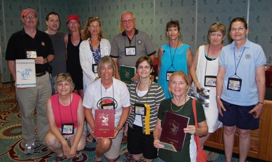 Polo Club Members Reunite in VAB