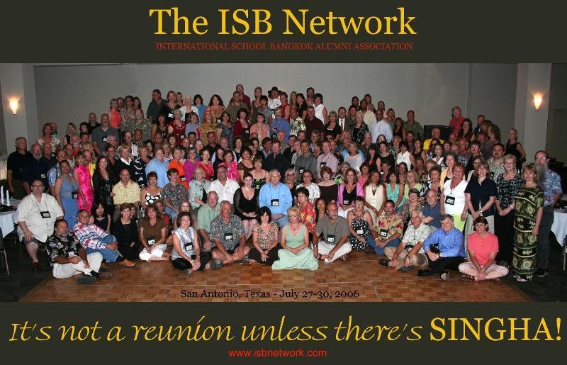 ISB Alumni Reunion 2006 San Antonio, TX