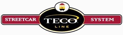 TECO Line Streetcar System logo