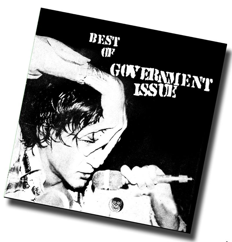 Government Issue Cover
