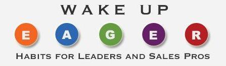 Wake Up Eager Habits Logo