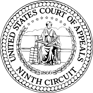 Seal of the U.S. Ninth Circuit Court of Appeals