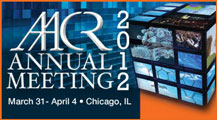 AACR Annual Meeting 2012 logo