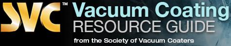 Vacuum Coating Resource Guide